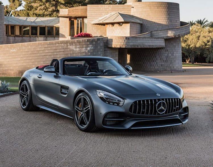2018 Most Badass Cars - Mercedes-Benz AMG GT C