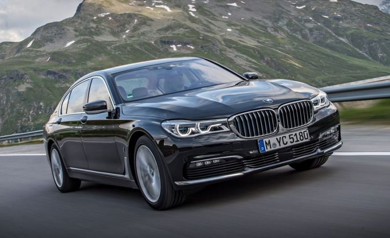 2018 Hybrid Cars - BMW 740e xDrive iPerformance