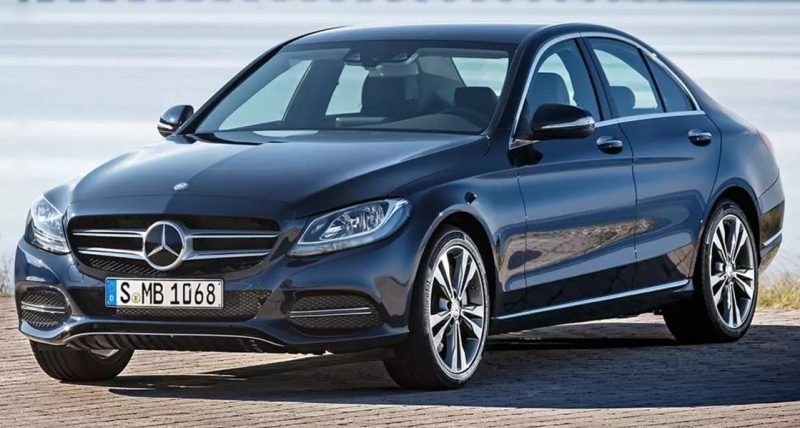2018 Hybrid Cars - Mercedes-Benz C 350e