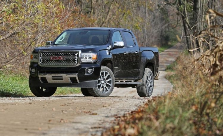 2018 Best Trucks - 2018 GMC Canyon