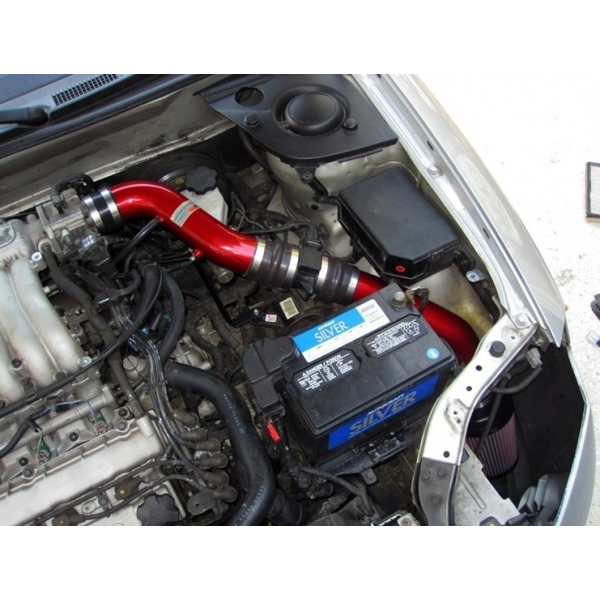 cold air intake system for pickup truck