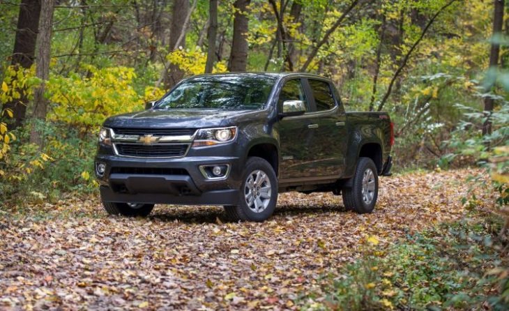 2018 Best Trucks - 2018 Chevrolet Colorado