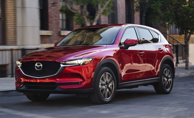 Best Crossover 2018 - The Mazda CX-5