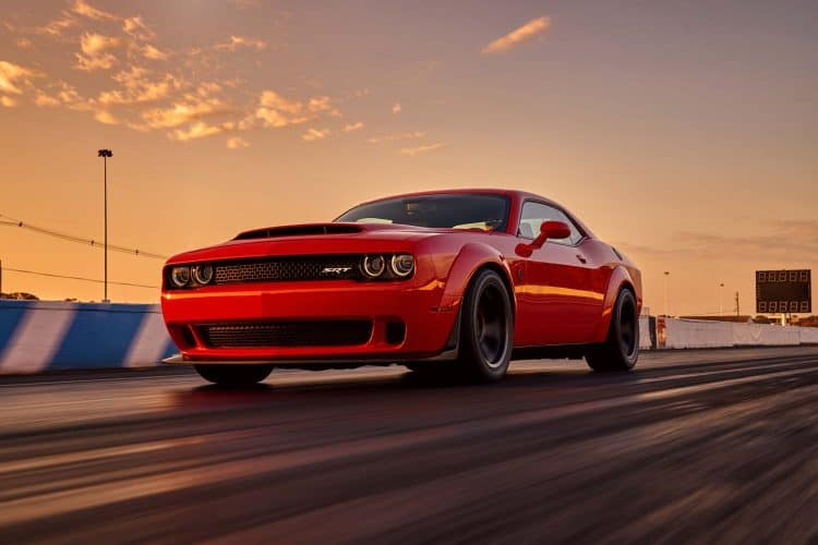 Most Exciting Cars 2018 - Dodge Challenger SRT Demon