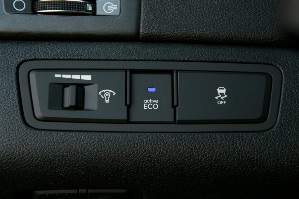 Car Eco Mode Option Is The Best Way How To Improve Gas Mileage