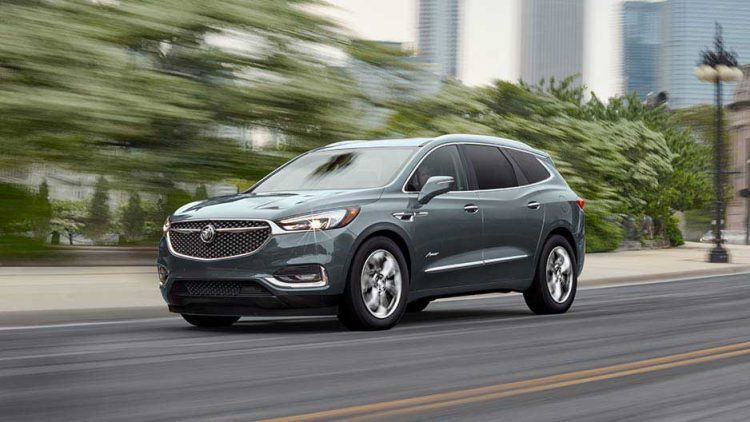 Best Crossover 2018 - Buick Enclave
