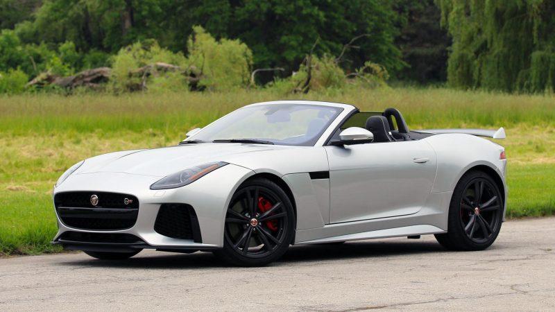 2018 Luxury Cars - 2018 Jaguar F-Type