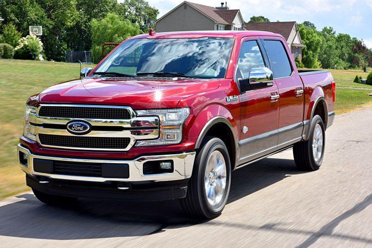 2018 Best Trucks - Ford F-150