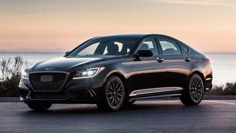2018 Luxury Cars - Genesis G80