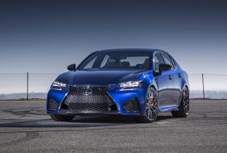 2018 Hybrid Cars - Lexus GS 450h