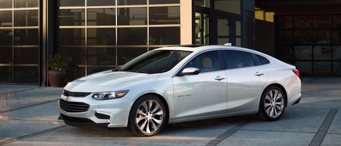 2018 Hybrid Cars - Chevrolet Malibu Hybrid