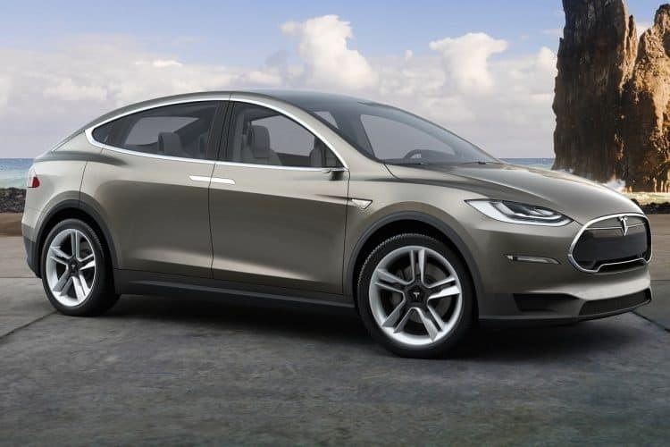 Best 2018 SUV Hybrids - Tesla Model X