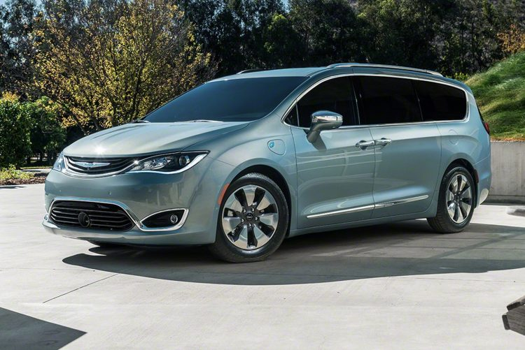 2018 Hybrid Cars - Chrysler Pacifica Hybrid