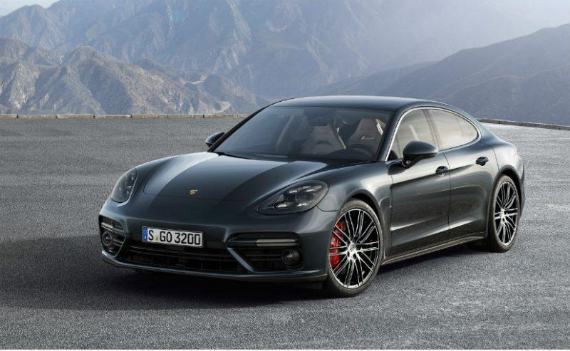 2018 Luxury Cars - Porsche Panamera