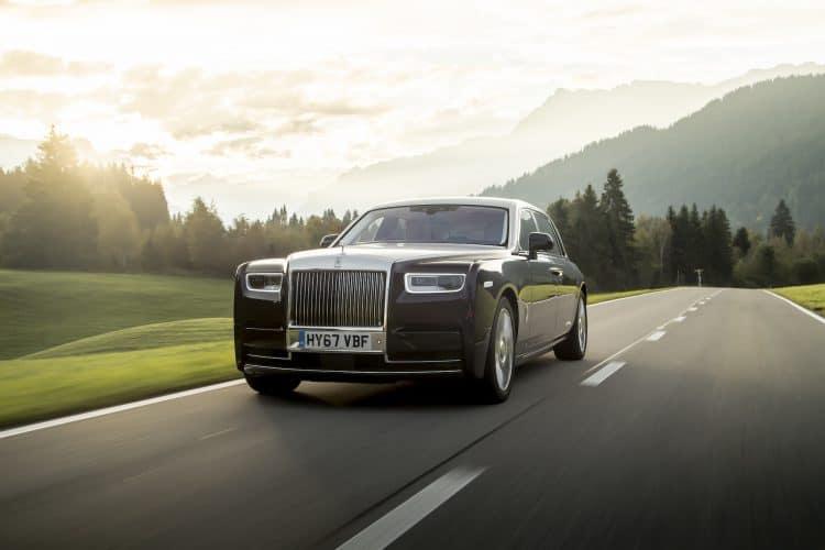 Badass Cars - 2018 Rolls Royce Phantom VIII