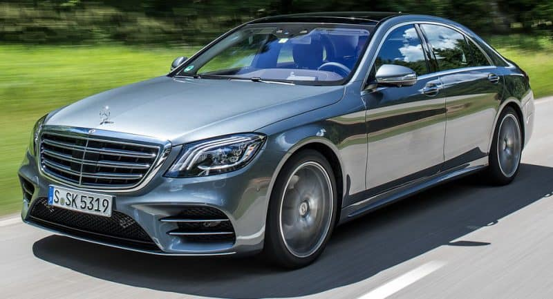 2018 Luxury Cars - Tried and true, the 2018 Mercedes-Benz S Class may just be the best luxury vehicle 2018 has brought to market.