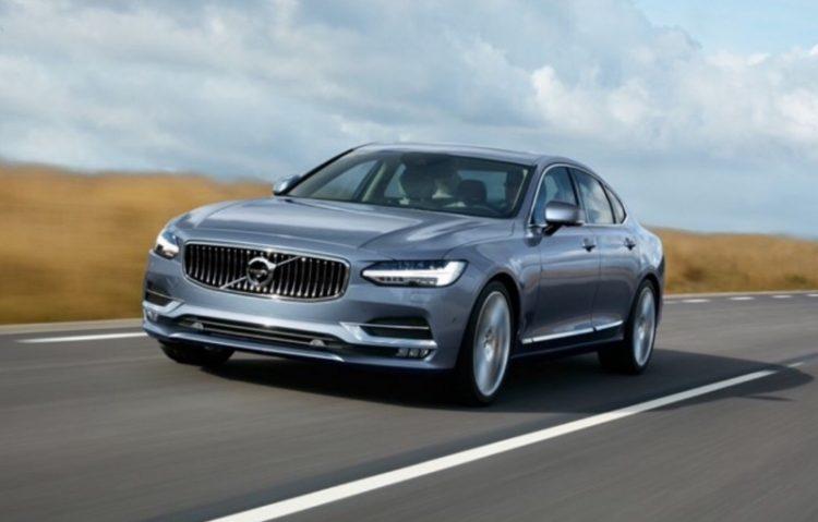 2018 Hybrid Cars - Volvo S90 T8 eAWD Plug-in Hybrid