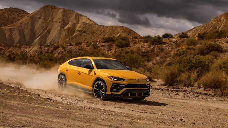 Badass Cars - Lamborghini Urus