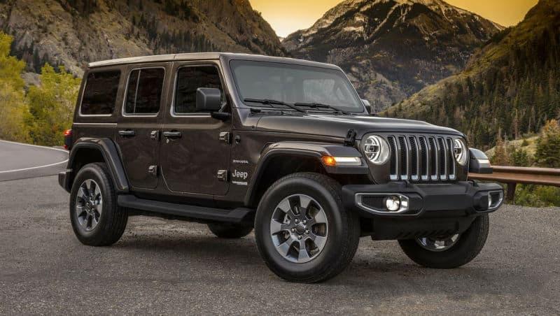 Badass SUV - Jeep Wrangler (JL)