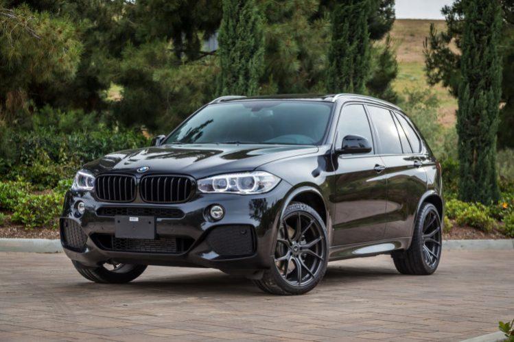 Best 2018 SUV Hybrids - BMW X5 xDrive40e