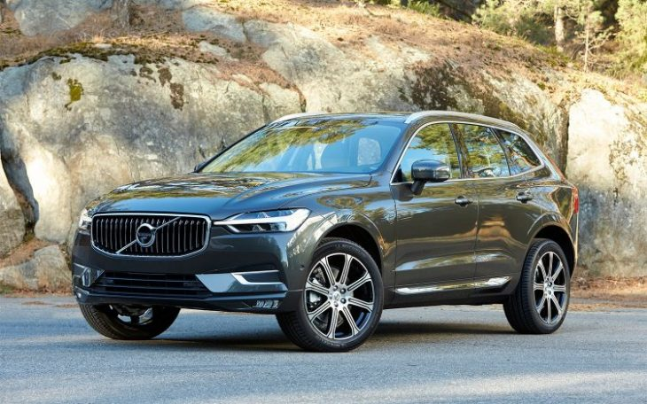 Best 2018 SUV Hybrids - Volvo XC60 T8 eAWD Plug-In Hybrid
