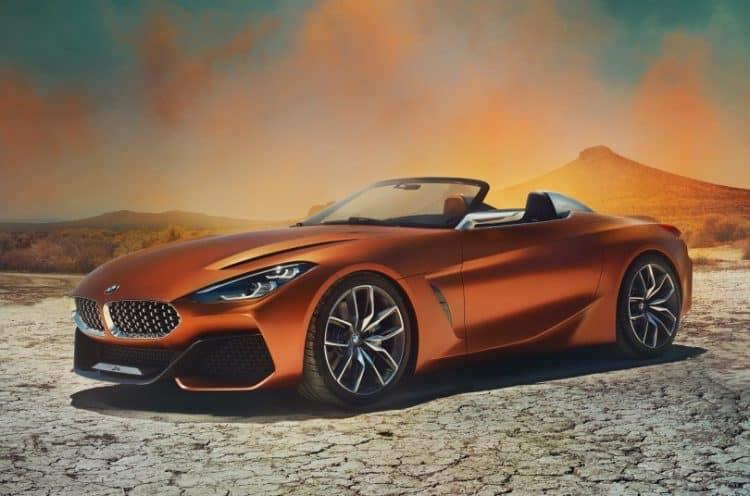 Badass Cars - BMW Z4