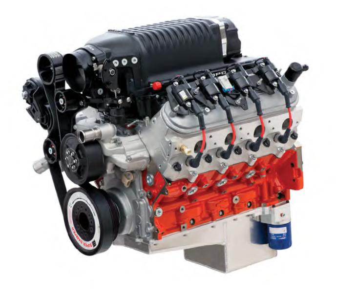 GM Crate Motors - COPO 350