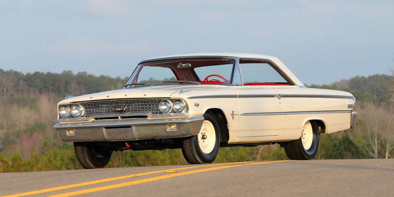 1963 Ford Galaxie 427