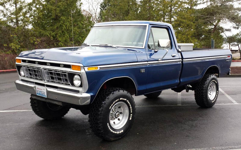 1975 Ford F250 Highboy