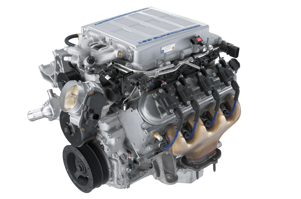 GM Best Crate Engines - LS9