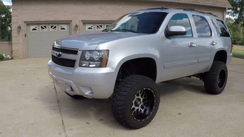 2013 tahoe grey XD wheels
