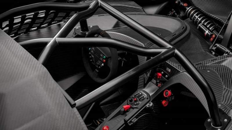 2018 KTM X-Bow GT4