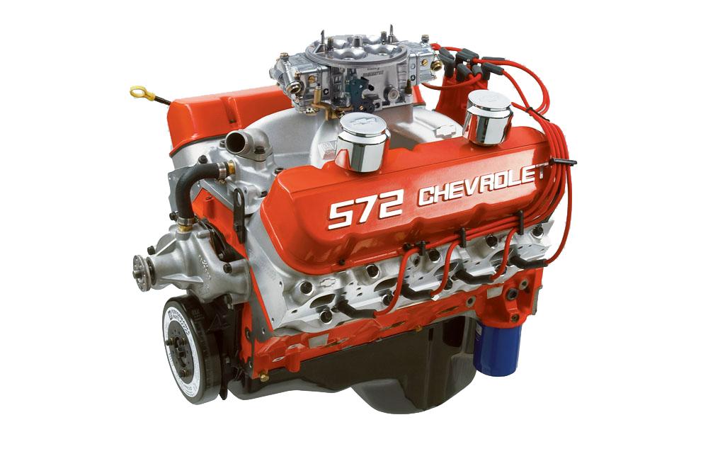 GM Crate Motors - 572