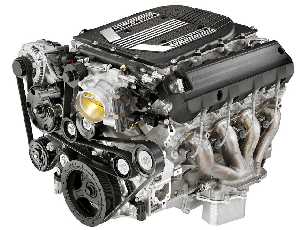 GM Crate Motors - LT4