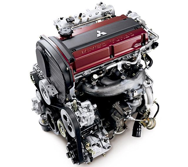 JDM Motors - 4G63