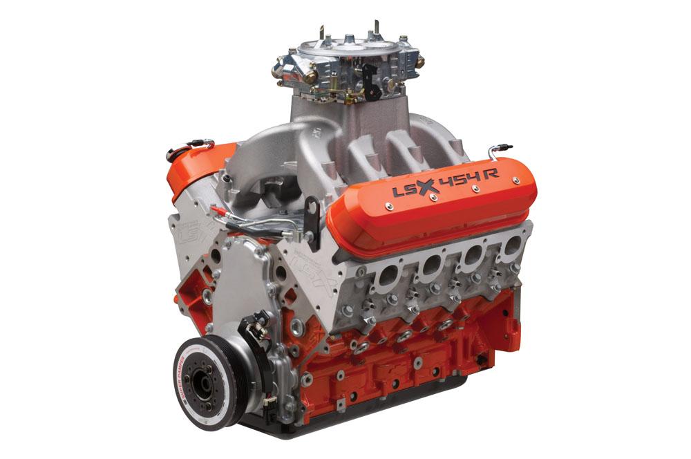 GM Best Crate Engines - LSX454R