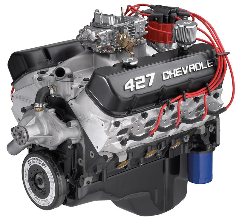 GM Crate Motors - 427 GM Crate Engine