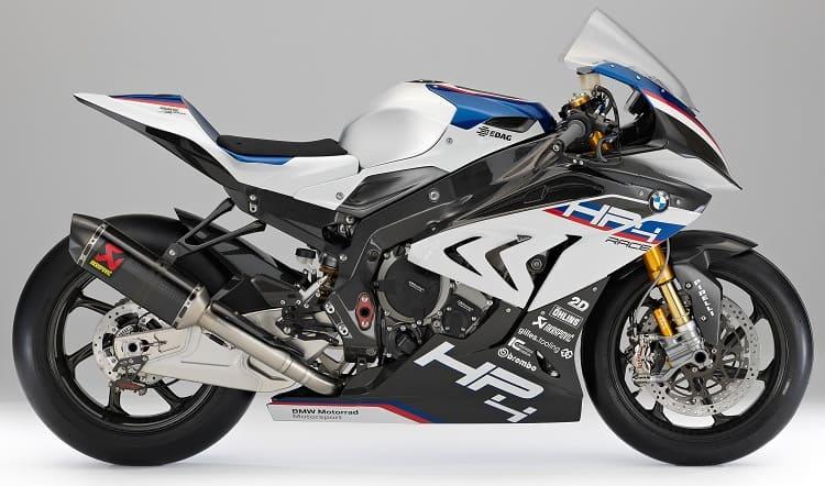 Best BMW Motorcycle Models - HP4 Race