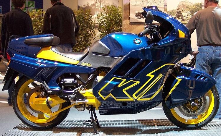 Best BMW Motorcycle Models - K1