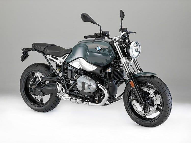 Best BMW Motorcycle Models - R NineT Pure