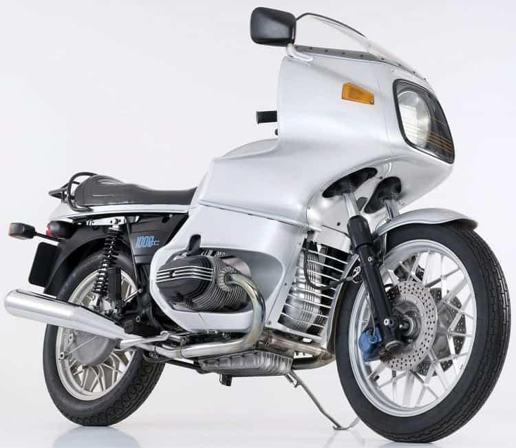 Best BMW Motorcycle Models - R100RS