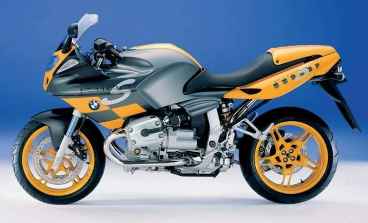 Best BMW Motorcycle Models - R1100S