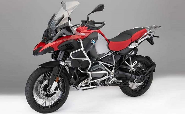 Best BMW Motorcycle Models - R1200GS