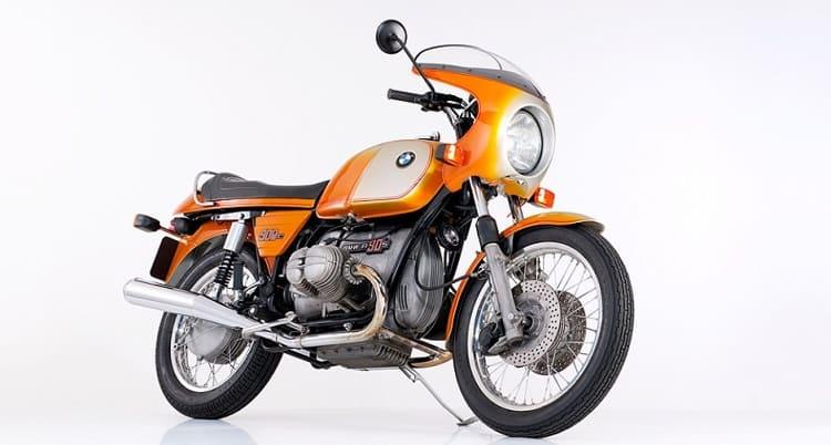 Best BMW Motorcycle Models - R90S