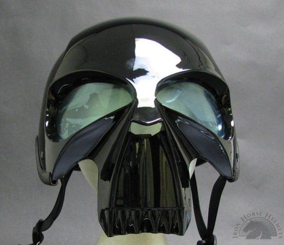 Custom Motorcycle Helmets - SKULL 1
