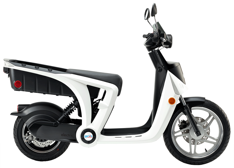 Street Legal Electric Scooter - GenZe 2.0