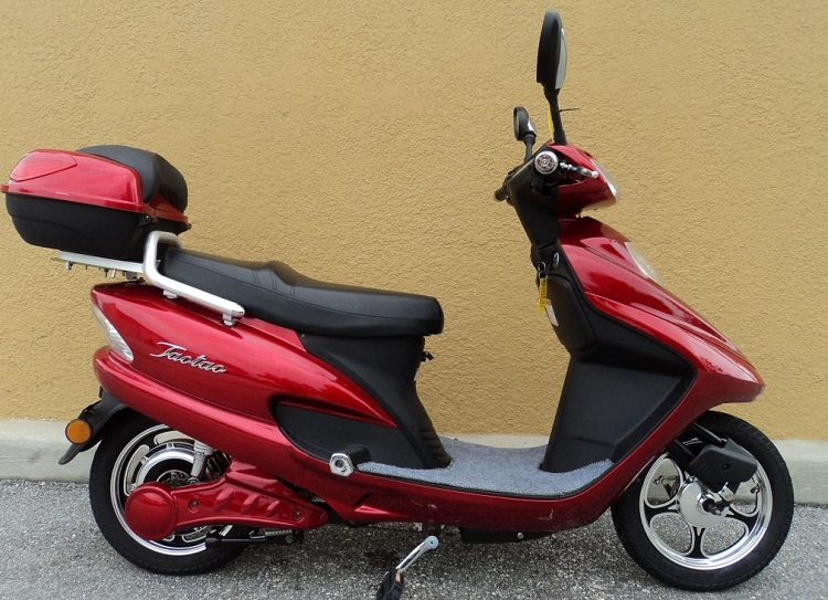 Street Legal Electric Scooter - TaoTao ATE-501