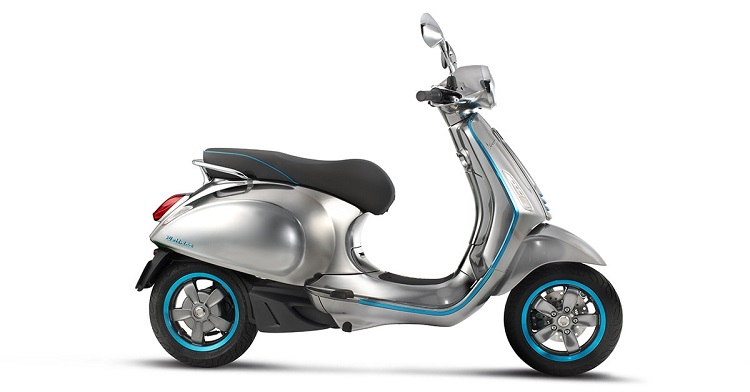 Street Legal Electric Scooter - Vespa Elettrica