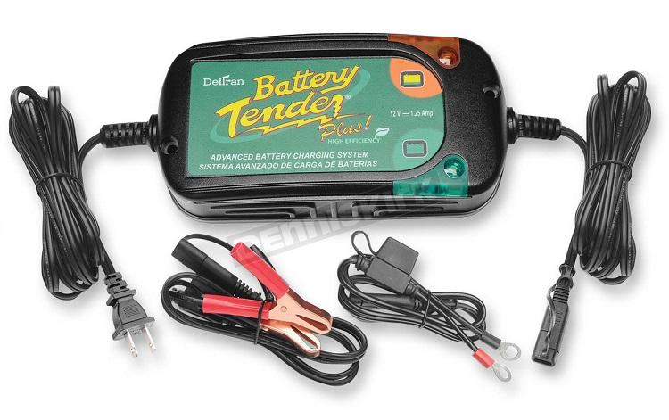 Home Motorcycle Repair - Battery Tender