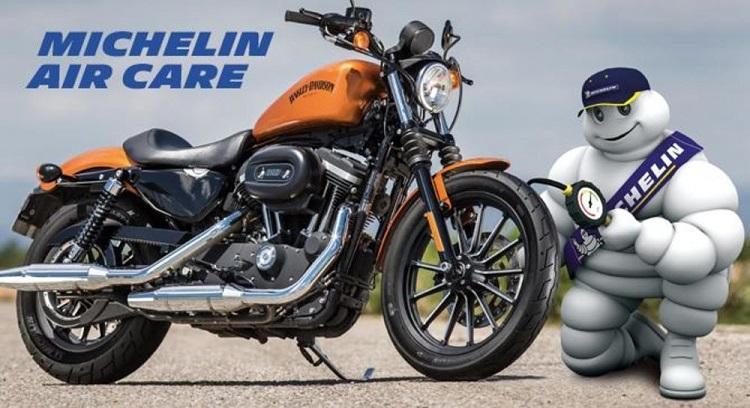 Home Motorcycle Repair - Michelin Tire Pressure